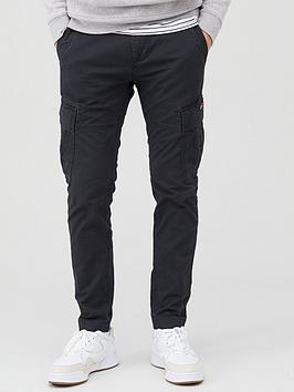 superdry-core-cargo-pants-black