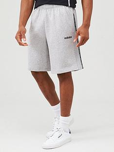 adidas-essential-matmix-shorts-medium-grey-heather