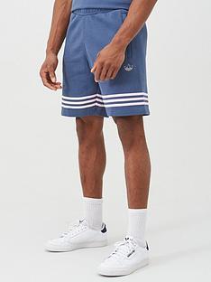 adidas-originals-outline-shorts-blue