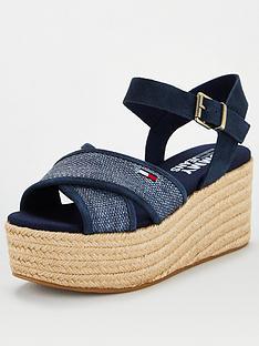 tommy-jeans-natural-suede-flatform-sandal-navy