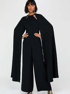 monsoon-kimora-cape-wide-leg-jumpsuit-black