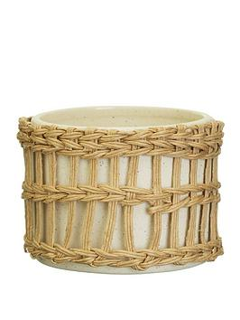 sass-belle-speckled-white-amp-woven-planter