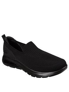 skechers-gowalk-air-slip-on-shoes-black
