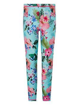 monsoon-girls-sustainablenbspfergie-flower-sunsafe-legging-turquoise
