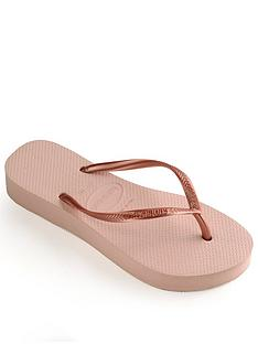 havaianas-slim-flatform-low-wedge-flip-flop-rose