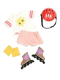 our-generation-our-generation-roll-with-it-rollerblade-outfit-for-18-inch-dolls