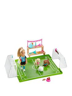 barbie-chelsea-football-playset
