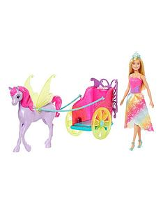 barbie-with-fantasy-horse-and-chariot