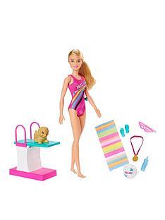 barbie-swimmer