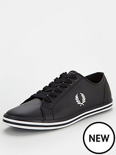 fred-perry-kingston-leather-trainers