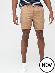 river-island-river-island-vienna-skinny-fit-chino-shorts