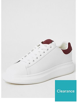 river-island-chunky-cupsole-trainers-white
