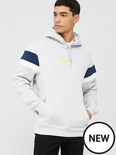 river-island-prolific-grey-colour-blocked-hoodie