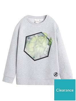 mango-boys-hulk-crew-sweatshirt-grey