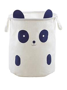 premier-housewares-mimo-panda-face-storage-bag