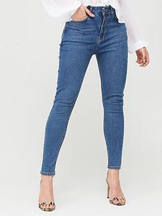 boohoo-boohoo-butt-shaper-mid-rise-skinny-jeans-mid-blue