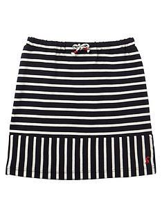 joules-girls-harbour-stripe-skirt-navywhite