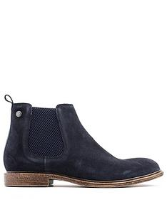 base-london-flint-chelsea-boot-navynbsp
