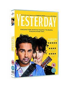 yesterday-dvd