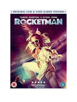 rocketman-dvd