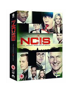 ncis-season-15-dvd