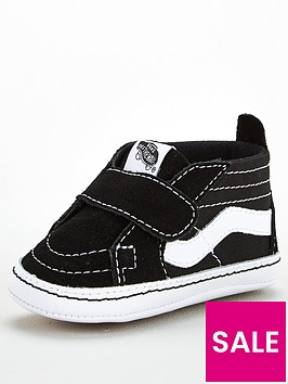 vans-sk8-hi-crib-shoes-blackwhite