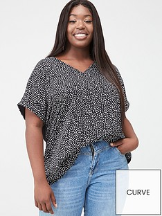 v-by-very-curve-jersey-back-woven-front-tunic-spot-print