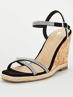 v-by-very-diamante-strap-wedge-black