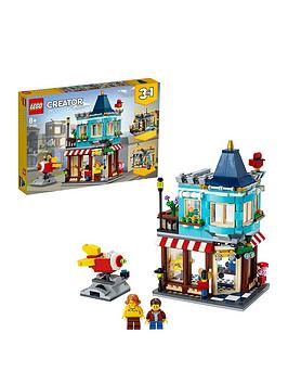 lego-creator-31105-townhouse-toy-store-cake-shop-florist