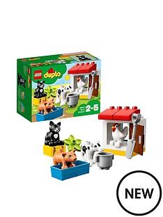 lego-duplo-10870-farm-animals-with-black-cat-figure