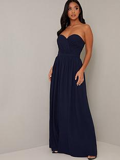 chi-chi-london-petite-mirabel-dress-navy