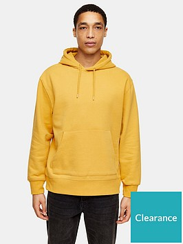 topman-honey-gold-hoodienbsp--yellownbsp