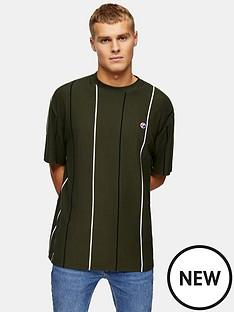 topman-striped-t-shirt-by-topmannbsp--khaki