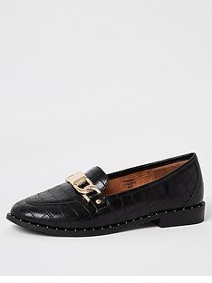 river-island-river-island-croc-hardware-loafer-black