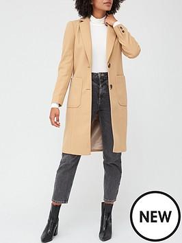 v-by-very-longline-single-breasted-coat-camel