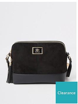 river-island-double-compartment-cross-body-bag-black