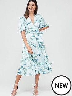 v-by-very-vienna-wrap-frill-midi-dress-bluefloral