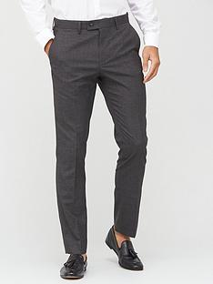 v-by-very-prince-of-wales-check-trouser-charcoal