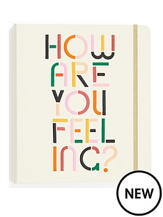 bando-how-are-you-feeling-wellness-planner