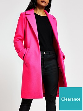 ri-petite-single-breasted-smart-coat-pink