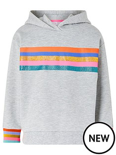 accessorize-girls-rainbow-stripe-hoodie-grey