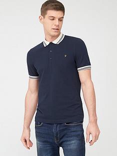 farah-stanton-contrast-collar-polo-shirt-navy