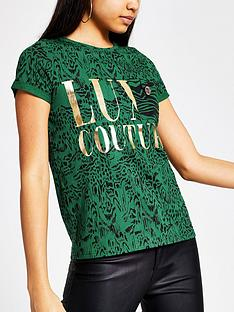 river-island-river-island-animal-print-pocket-detail-luxe-couture-tee-green