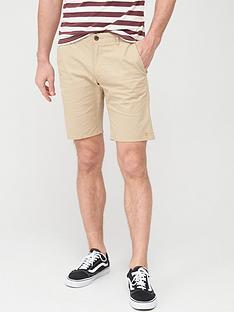 farah-hawk-chino-shorts-light-sand