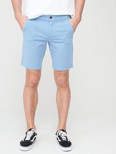 farah-hawk-chino-shorts-light-blue