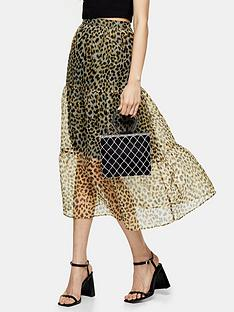 topshop-leo-organza-tiered-midi-skirt-multi