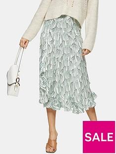 topshop-idol-wisteria-ruffle-midi-skirt-mint