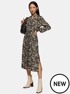 topshop-topshop-paisley-ruffle-midi-shirt-dress-multi