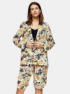 topshop-idol-oriental-printed-blazer-multi