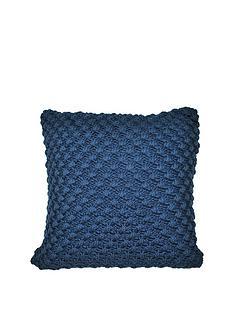 cascade-home-popcorn-knitted-cushion